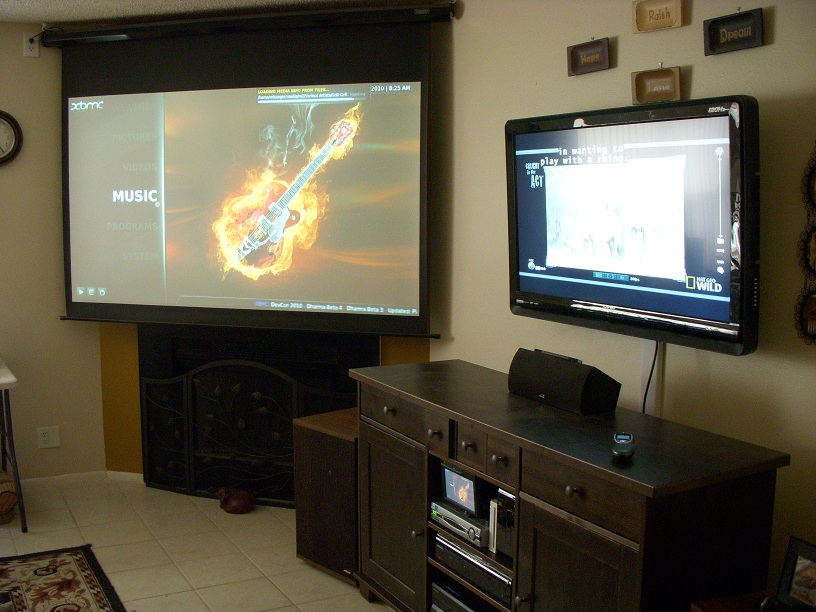 how to get dual displays working comsol hdmi splitter